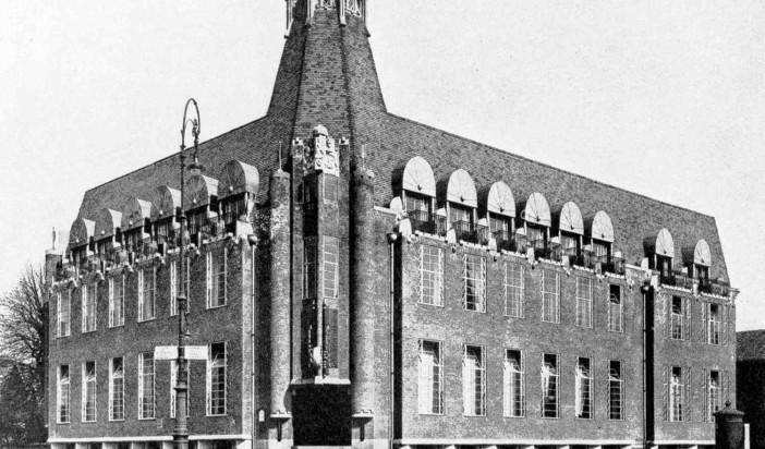Het Telegraafkantoor – 75jaar na dato