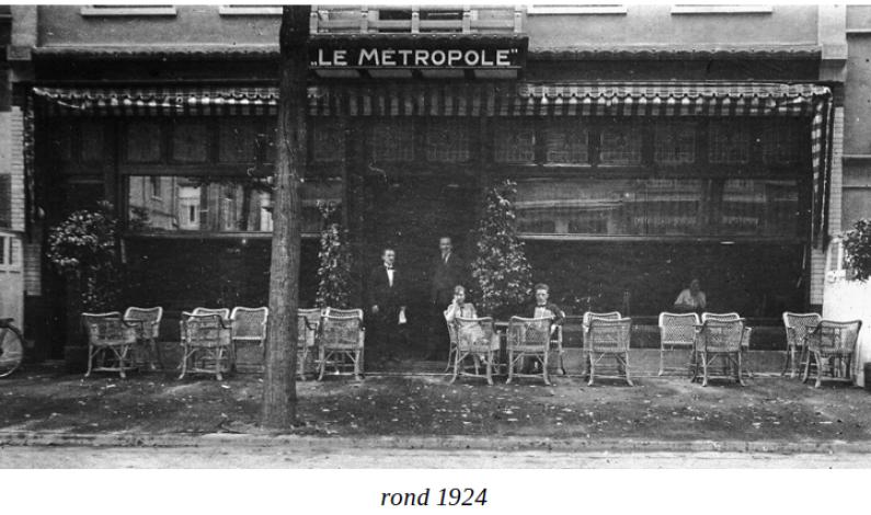 Le Métropole, Steenstraat