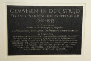 Gedenksteen Wageningen