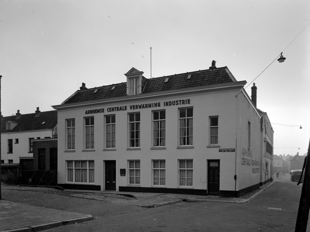 Steenstraat 30 Arnh. Centrale Verwarmings Industrie