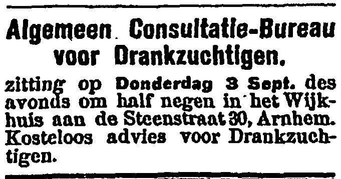 Steenstraat 30 Wijkhuis 1914