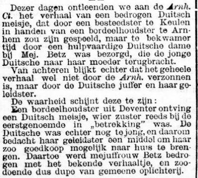 Steenstraat mej Betz 1886 deel 4