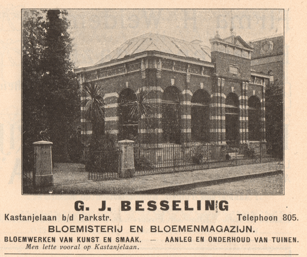 Advertenties in Stadsgidsen