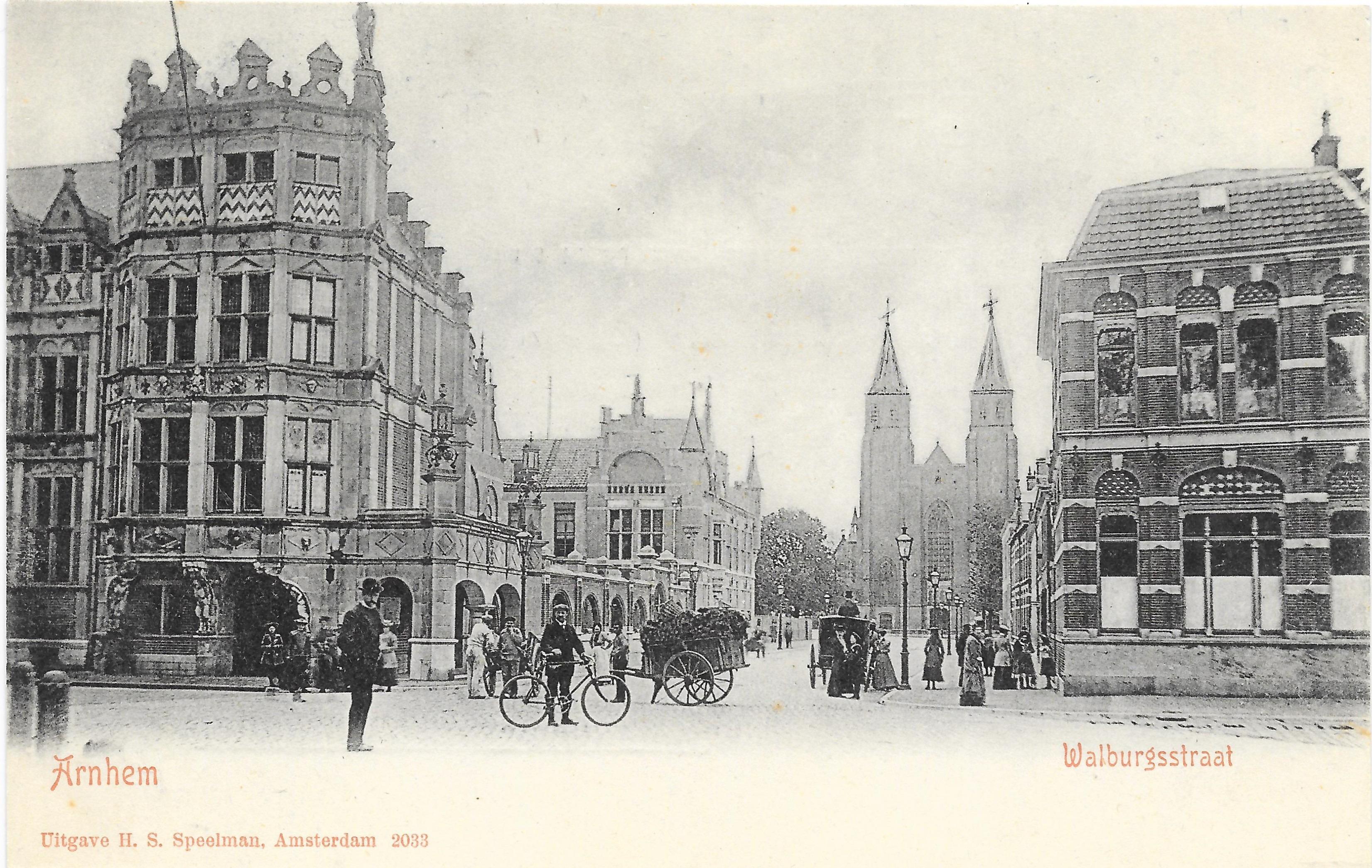 Tentoonstelling Oude Ansichten Arnhem