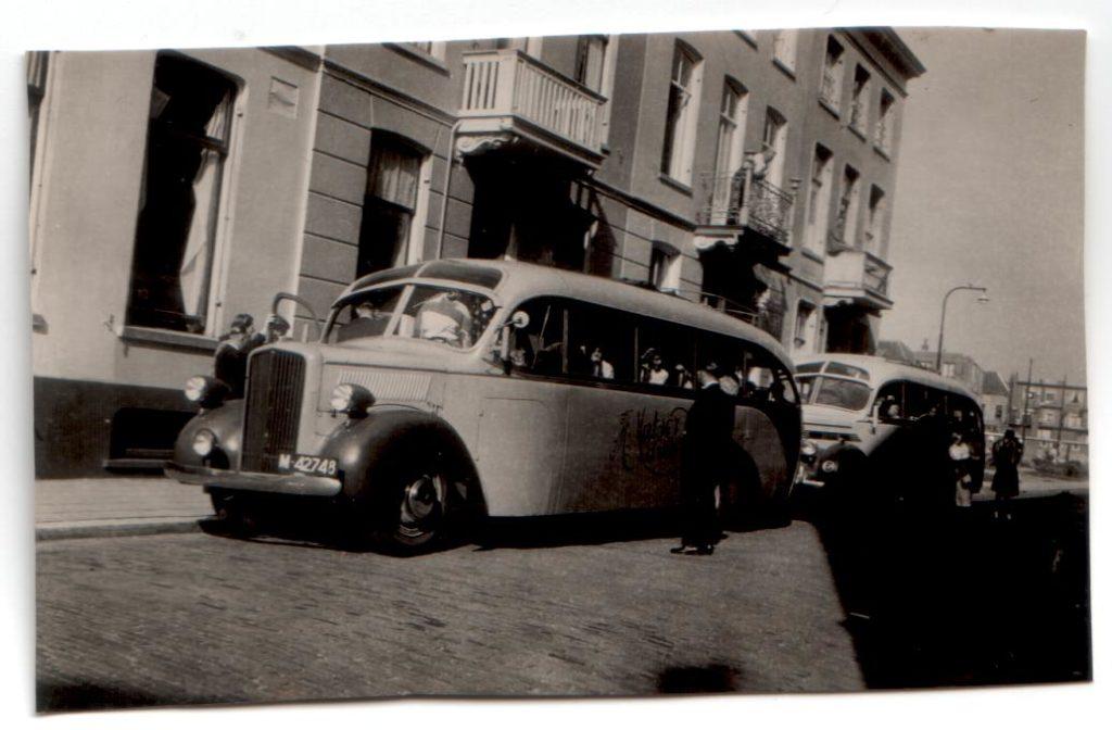 De Spijkerstraat in het midden van de vorige eeuw. Een interview met oud-bewoner Arie de Groot.